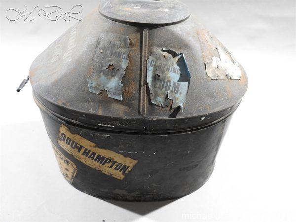 michaeldlong.com 4946 600x450 Royal Scots Guards Officer's Wolseley Helmet
