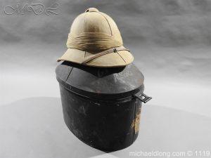 michaeldlong.com 4949 300x225 Royal Scots Guards Officer's Wolseley Helmet