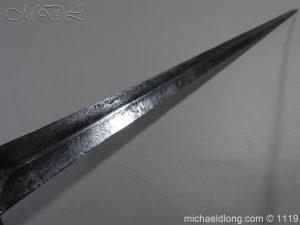 michaeldlong.com 4958 300x225 German Cavalry Broadsword c 1700