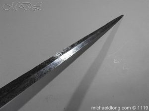 michaeldlong.com 4961 300x225 German Cavalry Broadsword c 1700