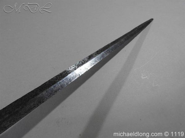 michaeldlong.com 4961 600x450 German Cavalry Broadsword c 1700