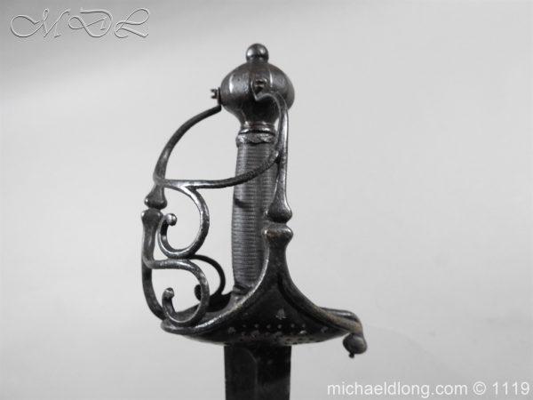 michaeldlong.com 4968 600x450 German Cavalry Broadsword c 1700