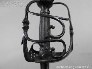 michaeldlong.com 4969 300x225 German Cavalry Broadsword c 1700