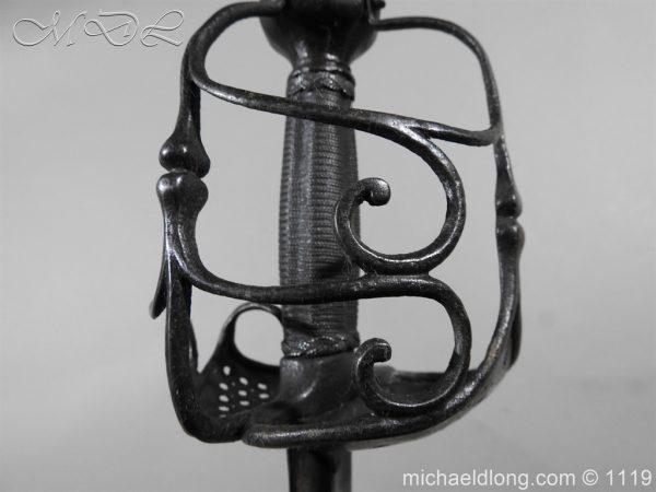 michaeldlong.com 4969 600x450 German Cavalry Broadsword c 1700