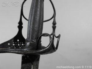 michaeldlong.com 4970 300x225 German Cavalry Broadsword c 1700