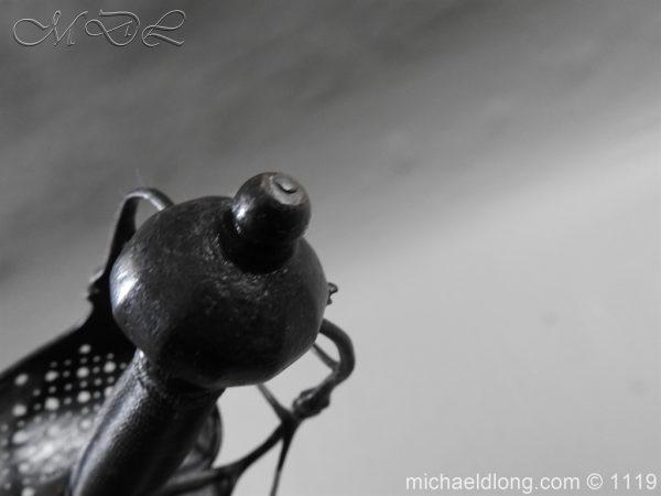 michaeldlong.com 4973 600x450 German Cavalry Broadsword c 1700