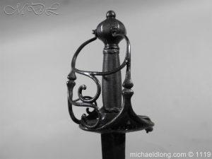 michaeldlong.com 4974 300x225 German Cavalry Broadsword c 1700