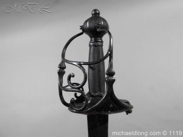 michaeldlong.com 4974 600x450 German Cavalry Broadsword c 1700