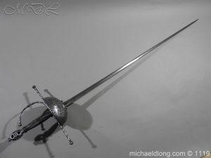 michaeldlong.com 4980 300x225 Spanish Cup Hilt Rapier c 1680