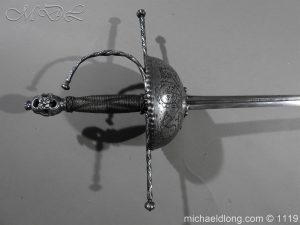 michaeldlong.com 4981 300x225 Spanish Cup Hilt Rapier c 1680