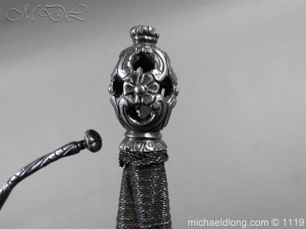 michaeldlong.com 4985 600x450 Spanish Cup Hilt Rapier c 1680