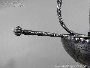 michaeldlong.com 4987 300x225 Spanish Cup Hilt Rapier c 1680