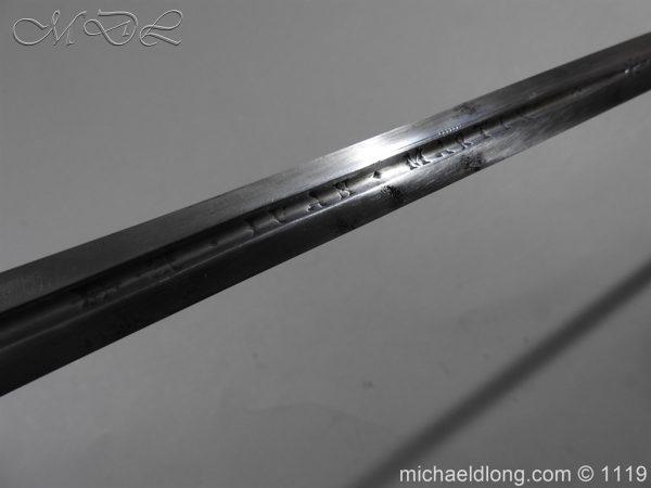 michaeldlong.com 5005 600x450 Spanish Cup Hilt Rapier c 1680