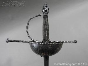 michaeldlong.com 5006 300x225 Spanish Cup Hilt Rapier c 1680