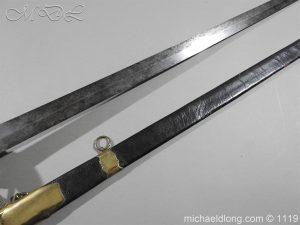 michaeldlong.com 5009 300x225 1st Royal Regiment of Foot Officer's Sword by Prosser