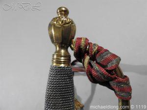 michaeldlong.com 5031 300x225 1st Royal Regiment of Foot Officer's Sword by Prosser