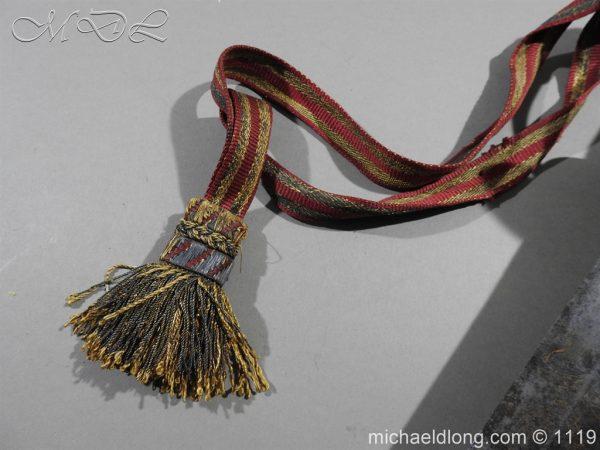 michaeldlong.com 5036 600x450 1st Royal Regiment of Foot Officer's Sword by Prosser