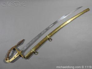 michaeldlong.com 5167 300x225 General Officer's Victorian Mameluke Sword