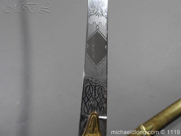 michaeldlong.com 5172 600x450 General Officer's Victorian Mameluke Sword