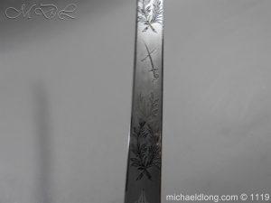 michaeldlong.com 5174 300x225 General Officer's Victorian Mameluke Sword
