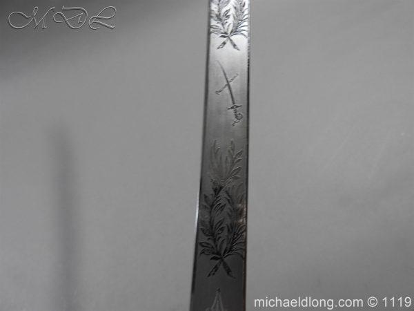 michaeldlong.com 5174 600x450 General Officer's Victorian Mameluke Sword