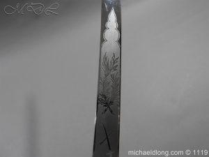 michaeldlong.com 5175 300x225 General Officer's Victorian Mameluke Sword