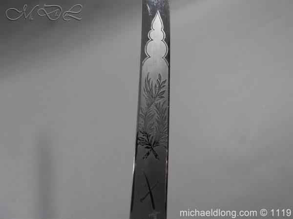 michaeldlong.com 5175 600x450 General Officer's Victorian Mameluke Sword