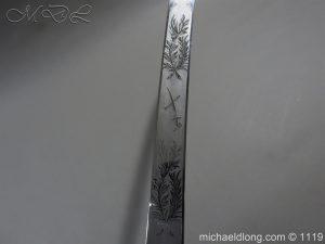 michaeldlong.com 5180 300x225 General Officer's Victorian Mameluke Sword