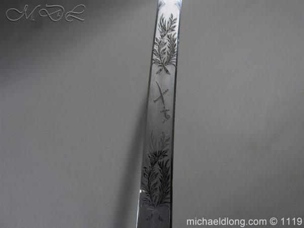 michaeldlong.com 5180 600x450 General Officer's Victorian Mameluke Sword