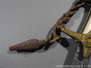 michaeldlong.com 5185 300x225 General Officer's Victorian Mameluke Sword