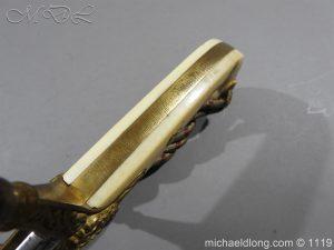michaeldlong.com 5188 300x225 General Officer's Victorian Mameluke Sword