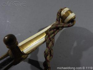 michaeldlong.com 5189 300x225 General Officer's Victorian Mameluke Sword