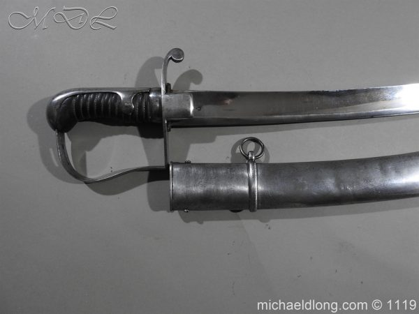 michaeldlong.com 5219 600x450 Officer's 1796 Light Cavalry Sword