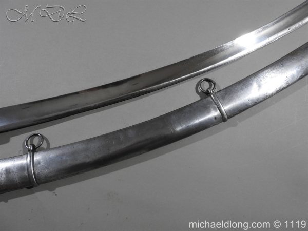 michaeldlong.com 5220 600x450 Officer's 1796 Light Cavalry Sword