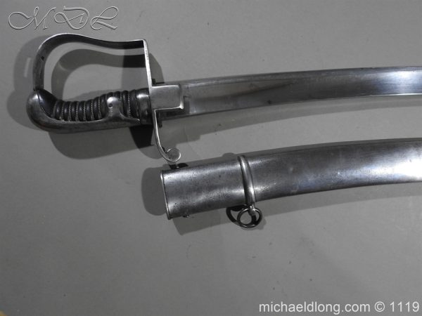 michaeldlong.com 5223 600x450 Officer's 1796 Light Cavalry Sword