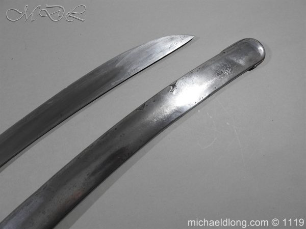 michaeldlong.com 5225 600x450 Officer's 1796 Light Cavalry Sword