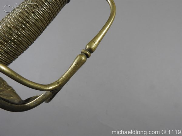 michaeldlong.com 5254 600x450 17th c Shotley Bridg Household Cavalry Sword