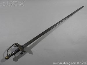 michaeldlong.com 5353 300x225 English Cavalry Sword c 1680