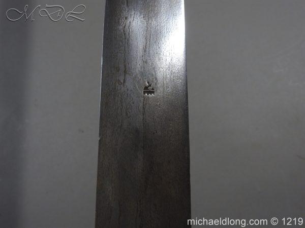 michaeldlong.com 5382 600x450 German Landsknecht Sword
