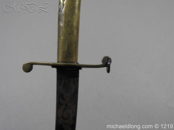 michaeldlong.com 5456 600x450 English Naval Dirk c 1800