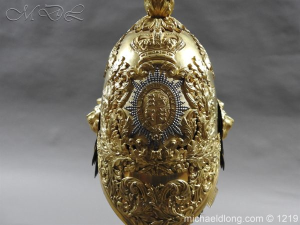 michaeldlong.com 5524 600x450 Victorian Gentlemen at Arms Helmet