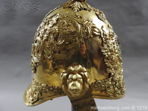 michaeldlong.com 5527 600x450 Victorian Gentlemen at Arms Helmet