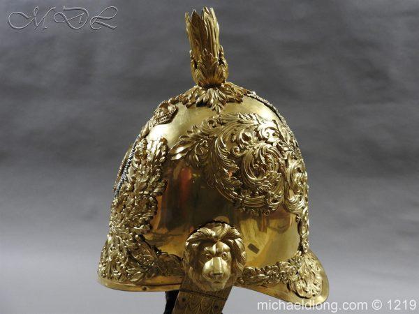 michaeldlong.com 5532 600x450 Victorian Gentlemen at Arms Helmet