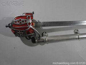 michaeldlong.com 5854 300x225 Scottish Victorian Military Basket Hilted Sword