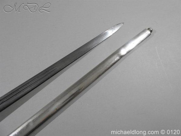 michaeldlong.com 5856 600x450 Scottish Victorian Military Basket Hilted Sword