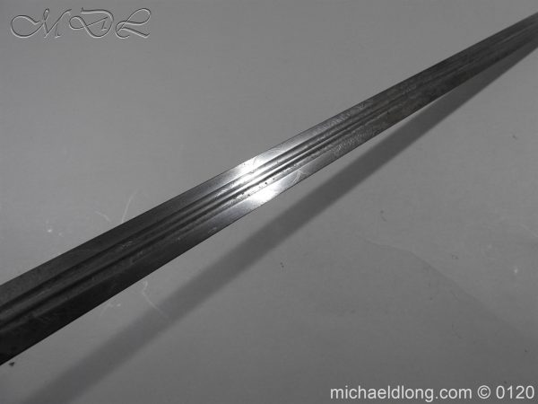 michaeldlong.com 5867 600x450 Scottish Victorian Military Basket Hilted Sword