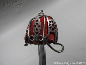 michaeldlong.com 5872 300x225 Scottish Victorian Military Basket Hilted Sword