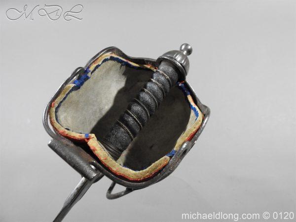 michaeldlong.com 5873 600x450 Scottish Victorian Military Basket Hilted Sword