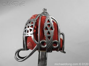 michaeldlong.com 5874 300x225 Scottish Victorian Military Basket Hilted Sword