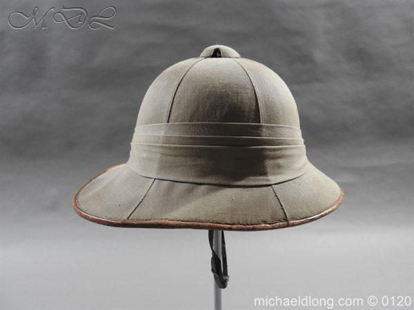 michaeldlong.com 5926 600x450 Highland Light Infantry Officer's Wolseley Helmet